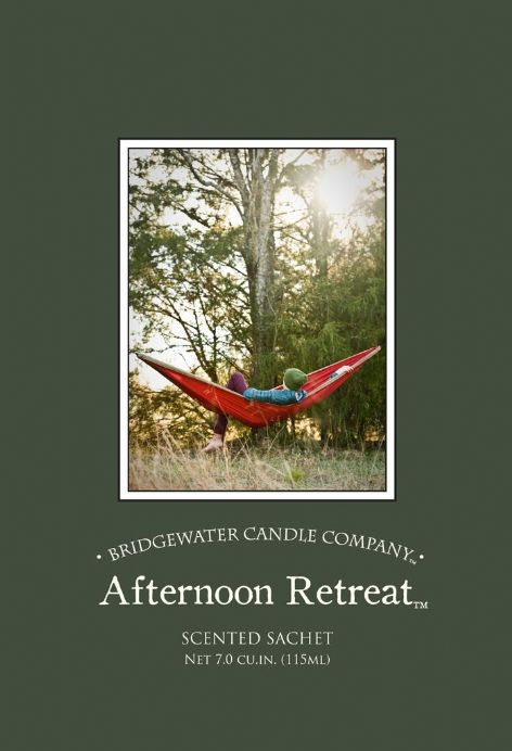 Bridgewater Candle Company Afternoon Retreat Scented Envelope Sachet